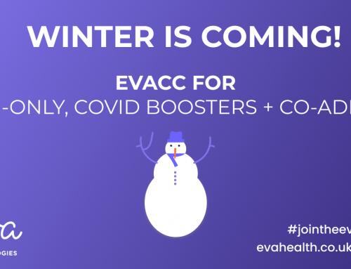 *Webinars* eVacc for flu-only, Covid-boosters + Co-Admin