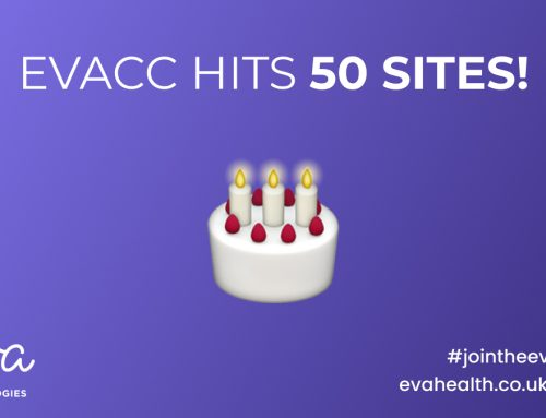 eVacc hits 50!